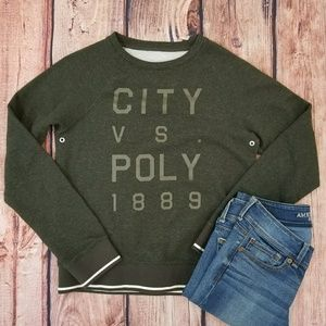 Under Armour City Vs. Poly Sweatershirt
